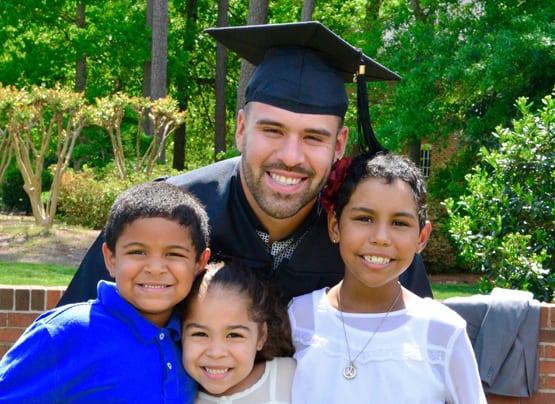 NC Wesleyan adult studies graduate