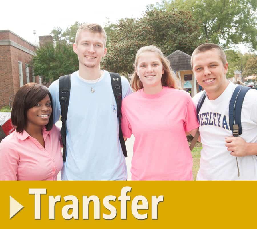 NC Wesleyan transfer