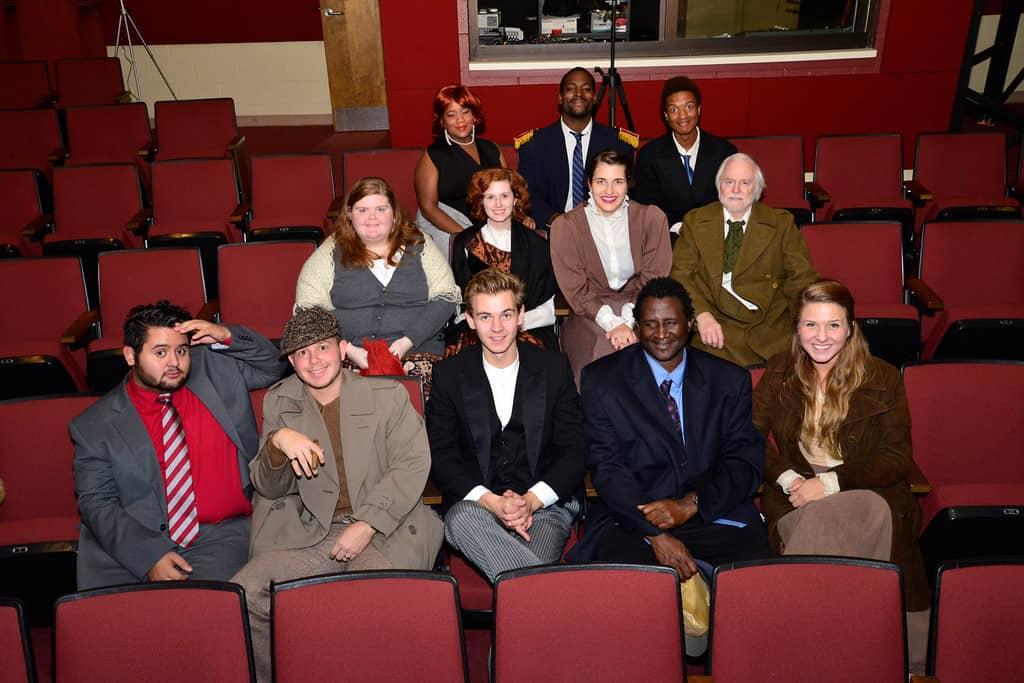 NC Wesleyan drama club