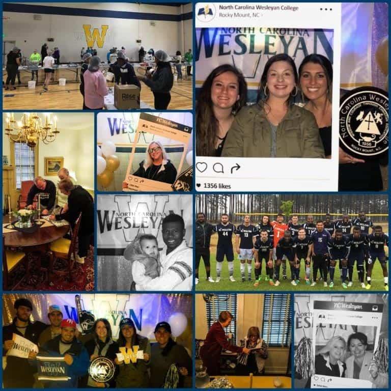 NC Wesleyan Spring 2018 Alumni Weekend