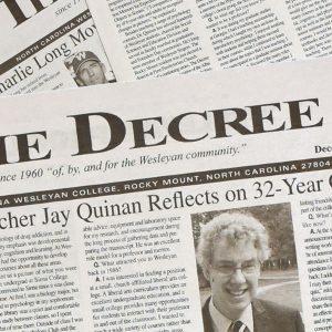 ncw the decree