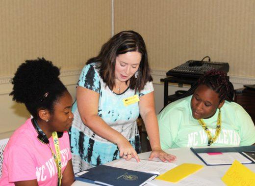 NCWC Freshman Advantage Program