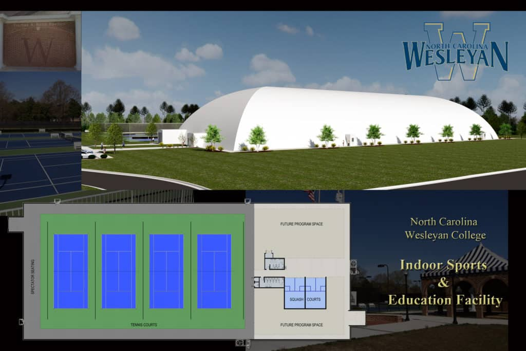 Indoor Dome Facility
