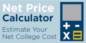net price calculator graphic