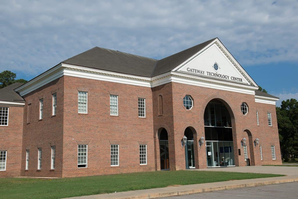 NC Wesleyan Gateway Technology Center