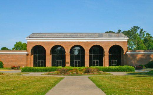 NC Wesleyan dunn center