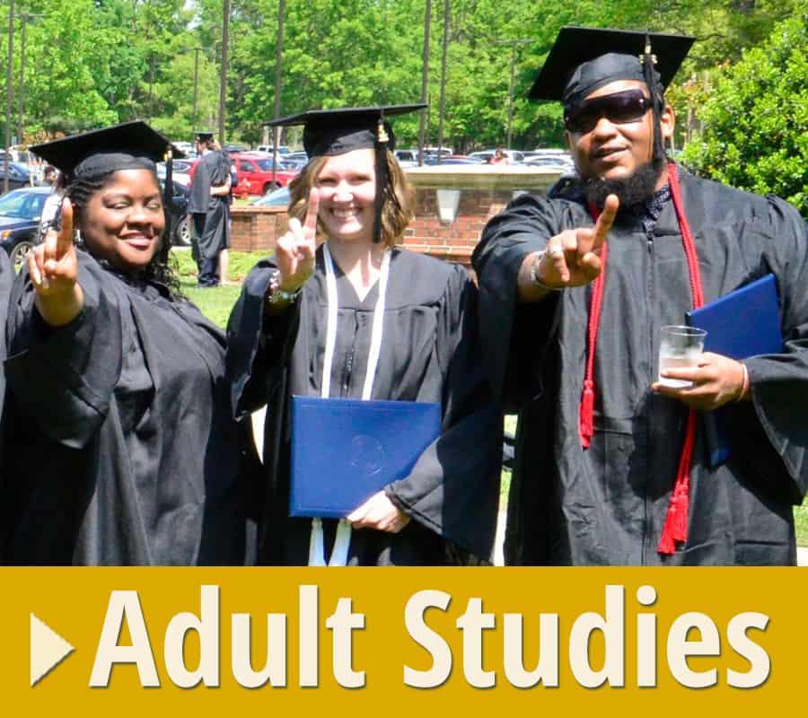 NC Wesleyan adult studies