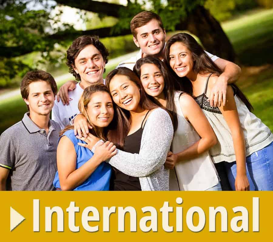 NC Wesleyan international