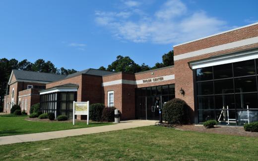 NC Wesleyan Taylor Center