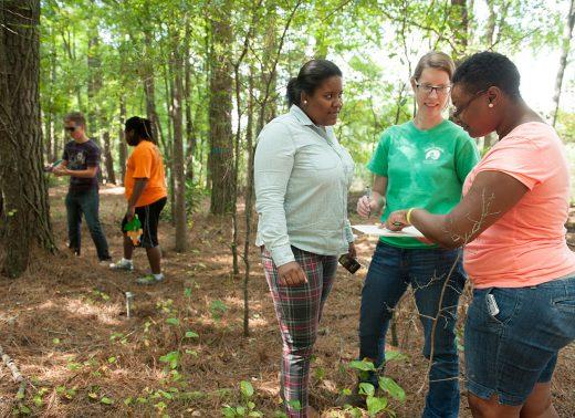 NC Wesleyan service project