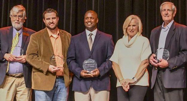 2017 Alumni Award Winners Cropped