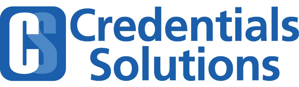 credential solutions logo