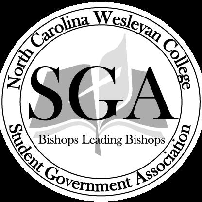 nc Wesleyan SGA logo