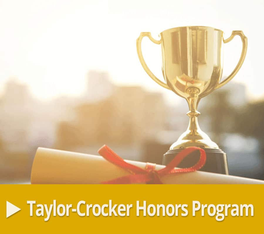 Taylor-Crocker Honors Program
