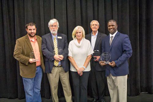 nc Wesleyan award winners 2017