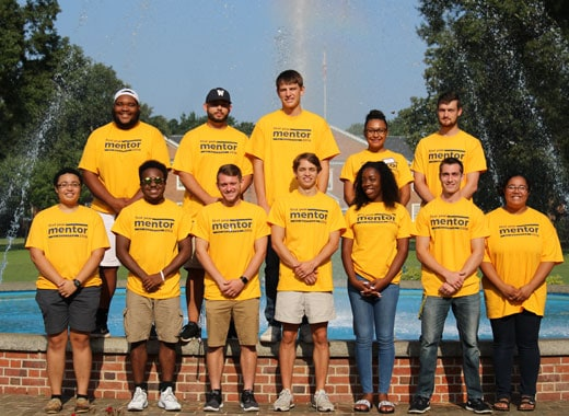 nc wesleyan first year mentors 2018