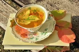 fall break tea