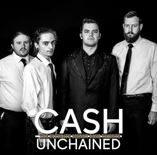 Cash Unchained Group Band photo