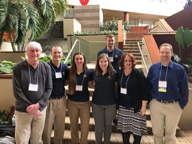 Students Amp Faculty Attend American College Of Sports