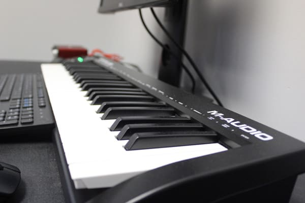 spectrum music ensemble keyboard