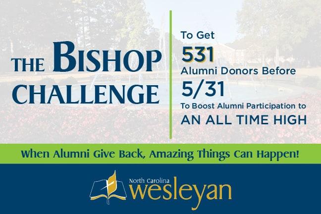 bishop challenge promo