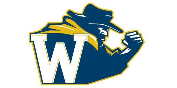 NC Wesleyan Bishop Fist Logo
