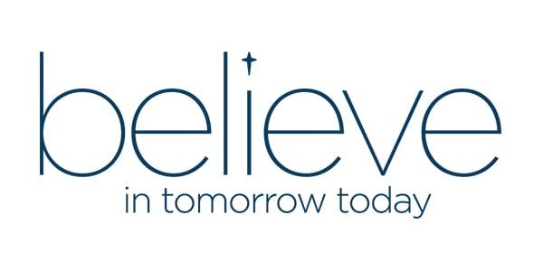 ncw branding believe logo blue