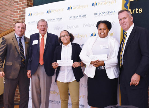 Rocky Mount Kiwanis Scholarship Recipients