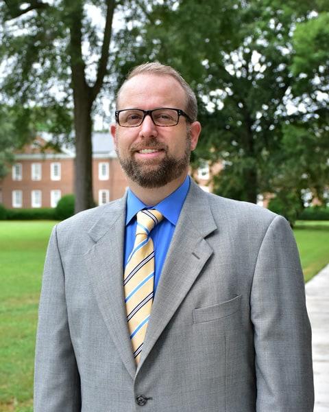 Dr Evan Duff, NC Wesleyan College