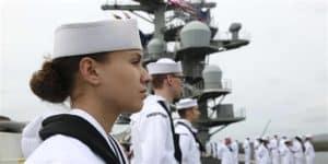 sailers on ship