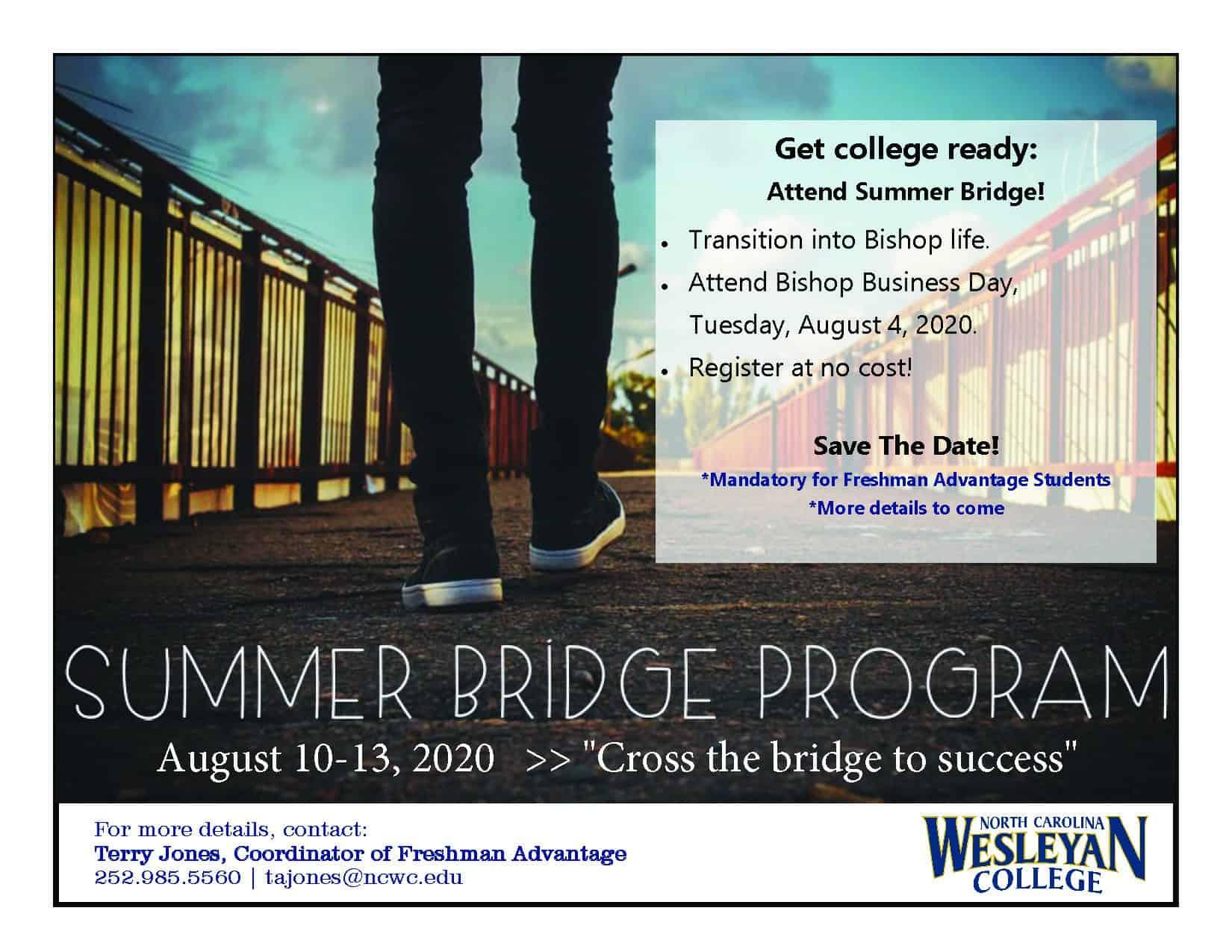 summer bridge preview image