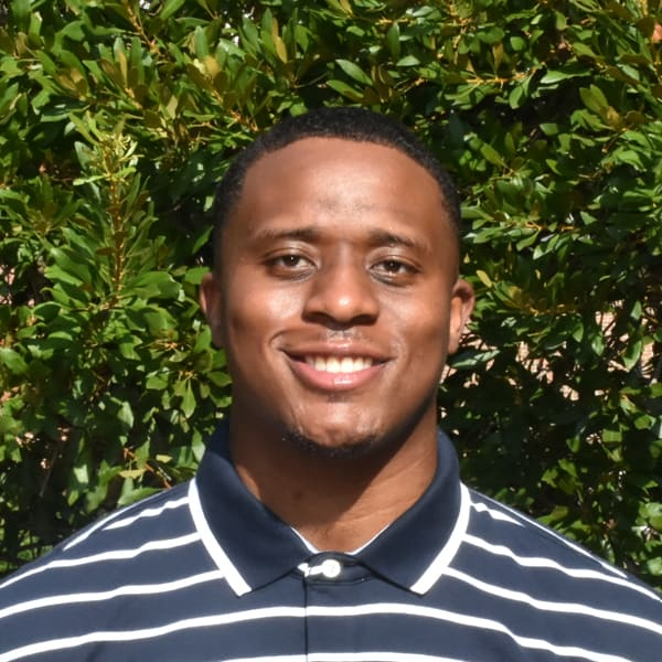 African American male college counselor