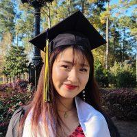 wesleyan student graduate