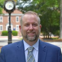 President of NC Wesleyan College