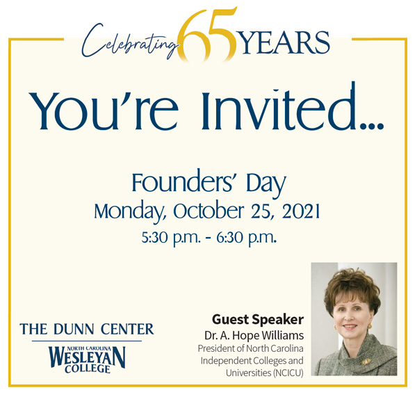 founders day invite