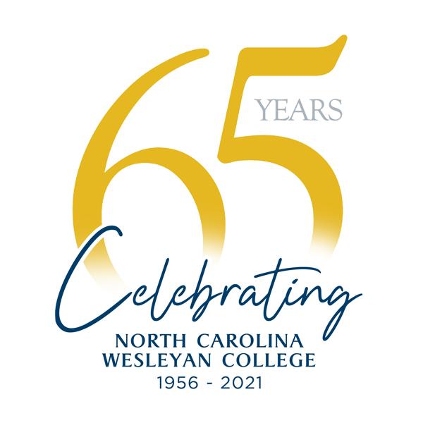 65th anniversary logo