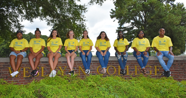 First Year Mentors
