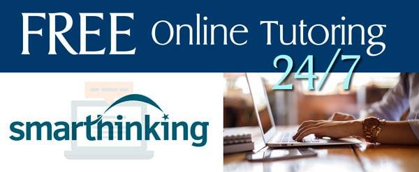 Smarthinking online tutoring resource